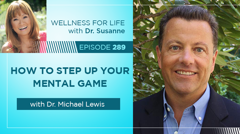 How to Step up your mental game with Dr Lewis
