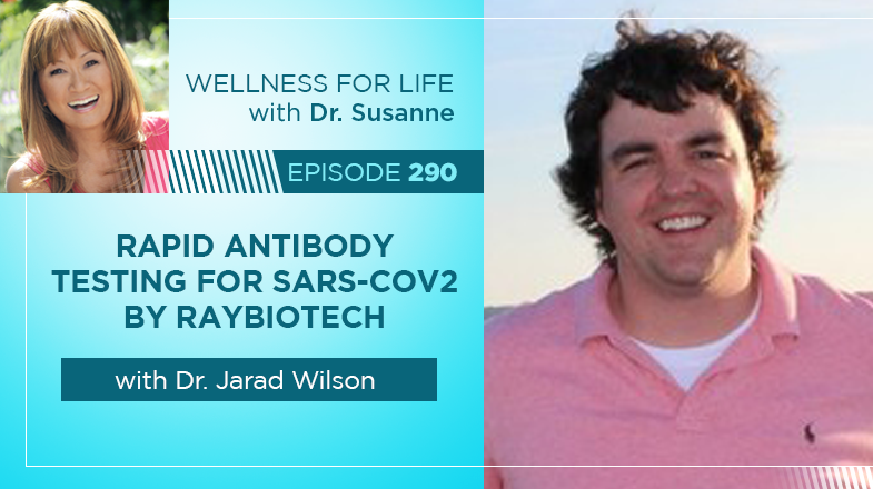 Rapid Antibody Testing for SARS-CoV2 by RayBiotech with Dr. Wilson