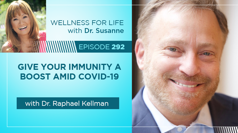 Give your immunity a boost with Dr. Raphael Kellman