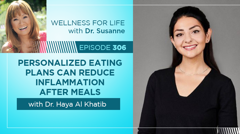 Specialized Eating Plans can reduce Inflammation with Dr. Haya Al Khatib