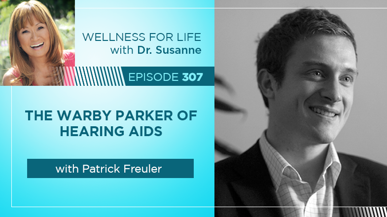 The Warby Parker of Hearing Aids with Patrick Freuler