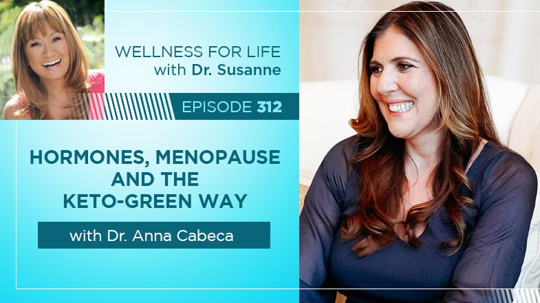 Hormones, Menopause and Keto-Green Way