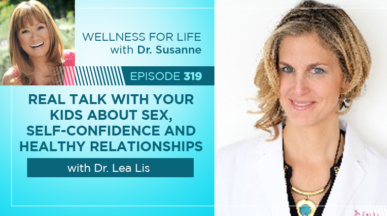 Real Talk with Kids with Dr Lea Lis