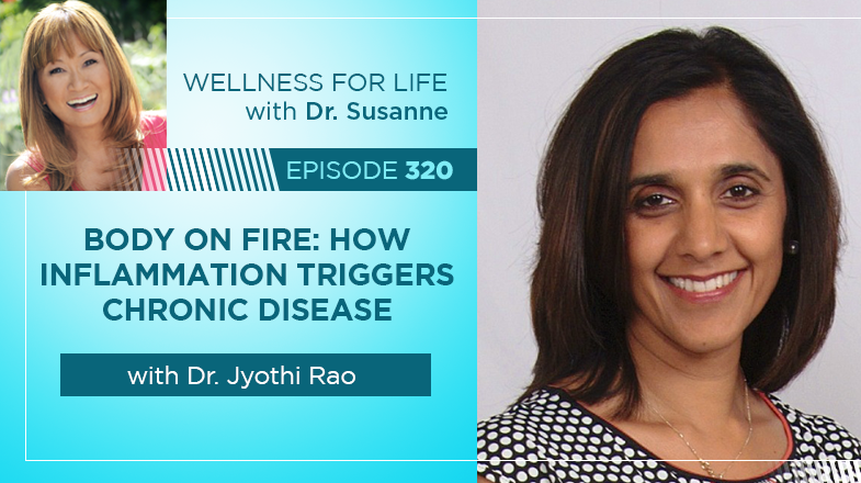 How Inflammation Triggers Chronic Disease with Dr. Rao